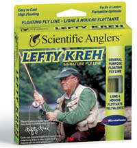Scientific Anglers - Left Kreh Fly Line
