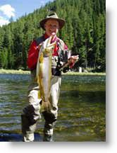 Bob Jacklin - Big Brown Trout