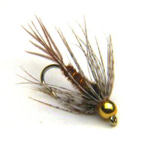 Pheasant Tail Soft Hackle - Beadhead