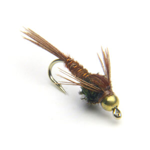 Pheasant Tail - Tungsten Beadhead