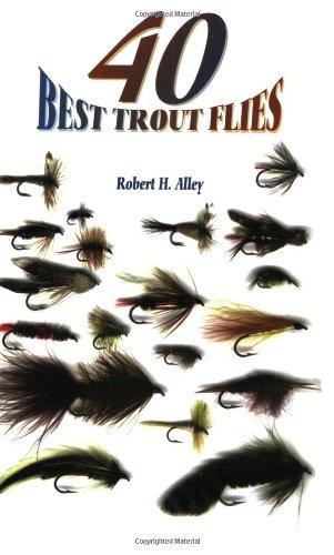 40 Best Trout Flies