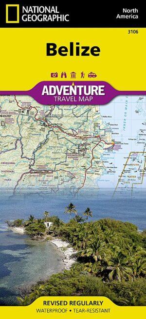 Adventure Maps: Belize