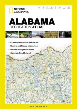 Alabama State Recreation Atlas