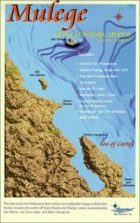 Baja Maps: Mulege Fishing