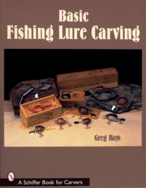 Basic Fishing Lure Carving