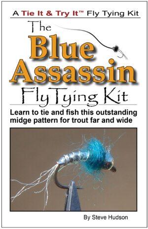 Blue Assassin Fly Tying Kit