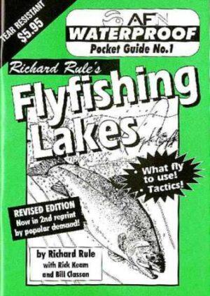 Flyfishing Lakes (waterproof Paper)