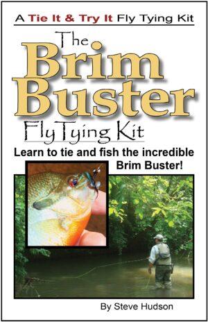 Tie It & Try It Fly Tying Book/kit: Brim Buster
