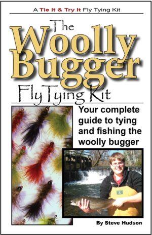 Tie It & Try It Fly Tying Book/kit: Woolly Bugger