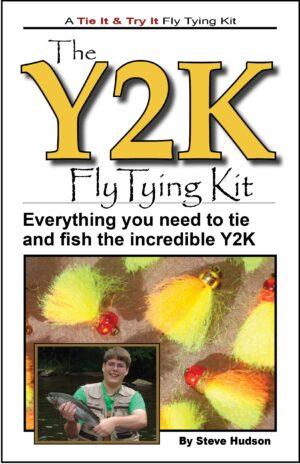 Tie It & Try It Fly Tying Book/kit: Y2k