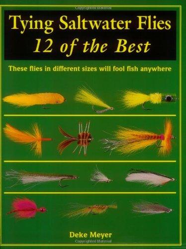 Tying Flies 12 of the Best: Saltwater