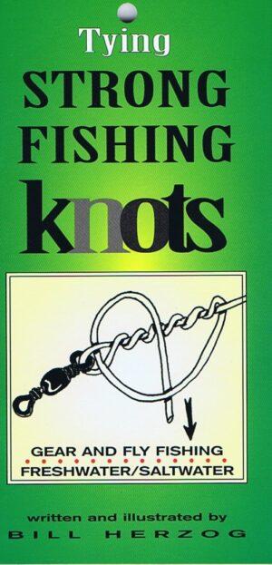 Tying Strong Fishing Knots: Peg-board Ready