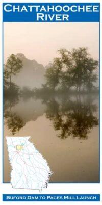 Wilderness Adventure Press Maps: Georgia Chattahoochee River
