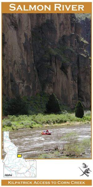 Wilderness Adventure Press Maps: Idaho Salmon River