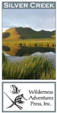 Wilderness Adventure Press Maps: Idaho Silver Creek