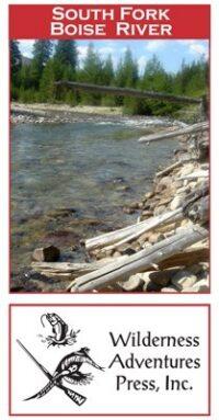 Wilderness Adventure Press Maps: Idaho South Fork Boise River