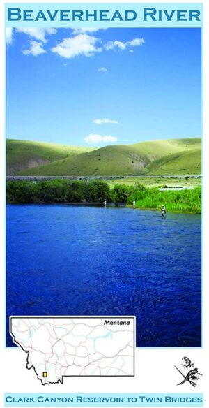 Wilderness Adventure Press Maps: Montana Beaverhead River