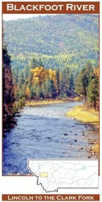 Wilderness Adventure Press Maps: Montana Blackfoot River