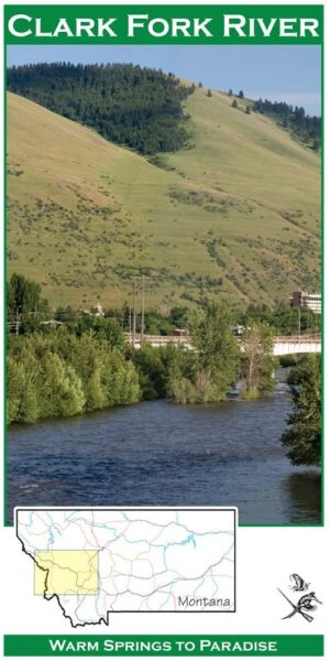 Wilderness Adventure Press Maps: Montana Clark Fork