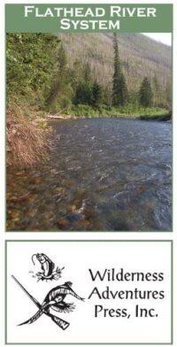 Wilderness Adventure Press Maps: Montana Flathead River System