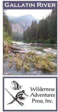 Wilderness Adventure Press Maps: Montana Gallatin River