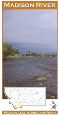 Wilderness Adventure Press Maps: Montana Madison River