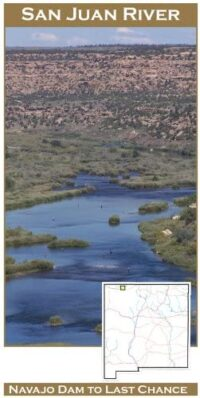 Wilderness Adventure Press Maps: New Mexico San Juan River