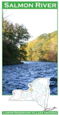 Wilderness Adventure Press Maps: New York Salmon River
