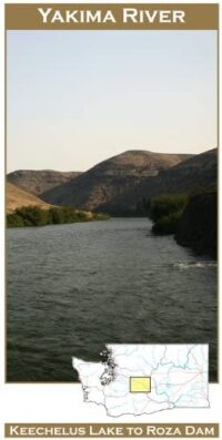Wilderness Adventure Press Maps: Washington Yakima River