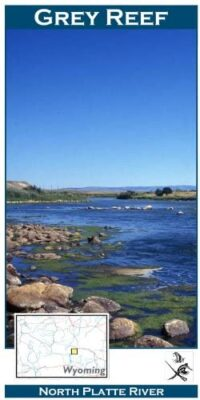 Wilderness Adventure Press Maps: Wyoming North Platte Grey Reef River
