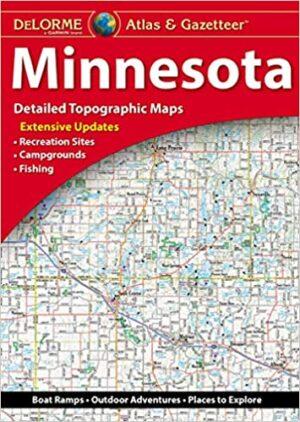 Delorme Minnesota Atlas and Gazetteer