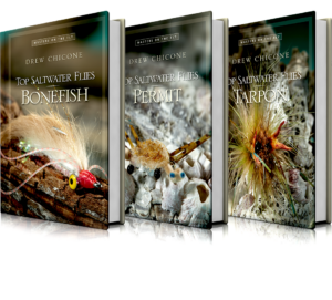 Top Saltwater Flies: Bonefish, Tarpon, Permit Three-volume Set